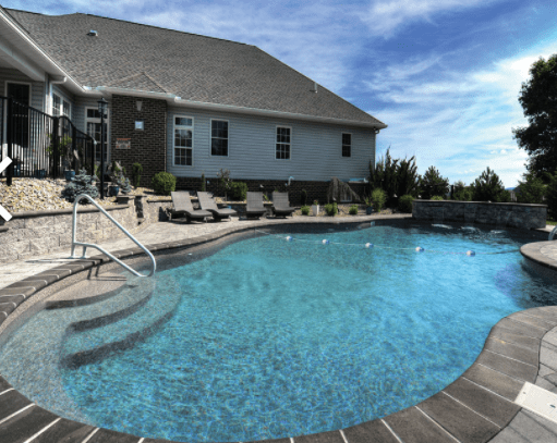 pool company in maine